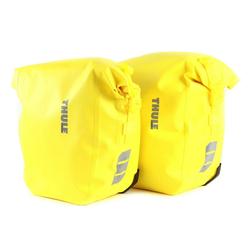 Thule Fahrradtasche (Set, 2-tlg) gelb 40 cm x 45 cm x 15 cm