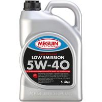 Meguin megol Motoröl Low Emission SAE 5W-40, 5 L