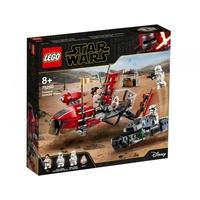 Lego Star Wars Pasaana Speeder Jagd 75250