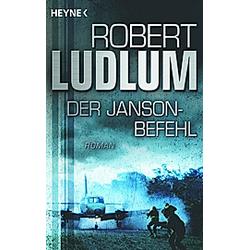 Der Janson-Befehl / Paul Janson Bd.1. Robert Ludlum  - Buch