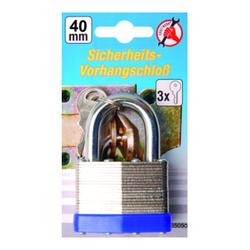 Kraftmann Sicherheits-Vorhängeschloss 40 mm