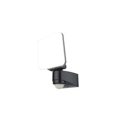 LED Sicherheits Wandstrahler 20 Watt,  mit Bewegungsmelder