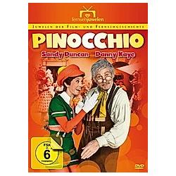 Pinocchio - DVD  Filme