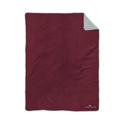 Wohndecke Bed Wende-Decke Bettdecken, TOM TAILOR rot