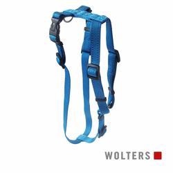 Wolters Geschirr Soft & Safe für Mops & Co. aqua, Größe: L