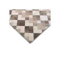Kubus Vinylboden CV-Belag Gran Canaria Sand, Fliesenoptik 100 cm x 50 cm