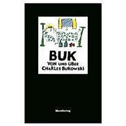 Buk. Charles Bukowski  - Buch