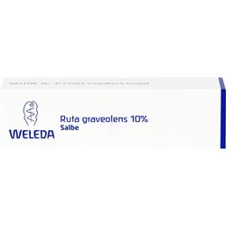 RUTA GRAVEOLENS 10% Salbe 25 g