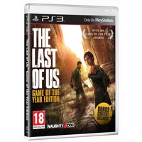 The Last of Us - Game of the Year Edition (PEGI) (PS3)