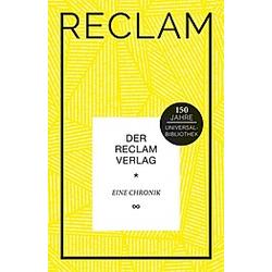 Der Reclam Verlag - Buch