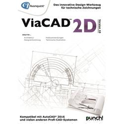 Avanquest ViaCAD 2D Version 10
