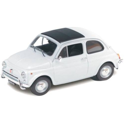 Welly Fiat 500 1957 1:18 1:18 Modellauto