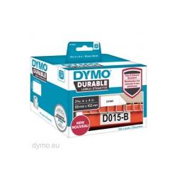 Dymo LW-Kunststoff-Etiketten 1 Rolle a 300 Etiketten Etiketten/Beschriftungsbänder (2112290)
