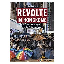 Revolte in Hongkong. Au Loong-Yu  - Buch