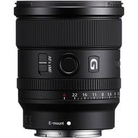 Sony FE 20 mm F1,8 G
