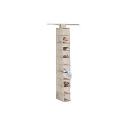 HTI-Living Aufbewahrungsbox Hänge Aufbewahrung Stripes mit Fächern (1 Stück), Aufbewahrungsbox 15 cm x 129 cm x 30 cm