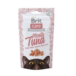 50g  Brit Care Cat Snack Meaty Tuna Katzensnacks