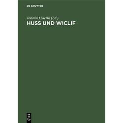 Huss und Wiclif als Buch von