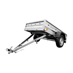 PKW-Transportanhänger 200 x 125 Garden Trailer 205 Unitrailer 750 KG