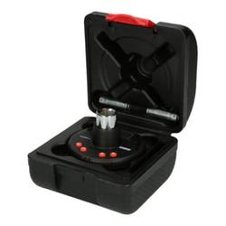 KS Tools 1/2 Zoll Digitaler Drehmomentadapter mit Winkelmesser, 10-200 Nm