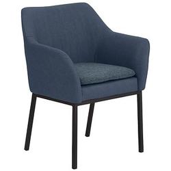 Mayer myJARI Sessel blau Kunstleder