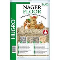 Hugro Nagerfloor Hanfmatte Maxi 40x100cm