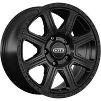 Dotz Kalahari black 8,0x18 5x127 ET30 MB71,6