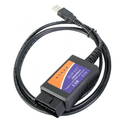 Multi-Protokollfähiges OBD2/E-OBD-Interfaces V1.4 EXPERT ELM USB