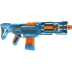 Hasbro Blaster Nerf Elite 2.0 Echo CS-10 blau Kinder Spielbälle Wurfspiele Outdoor-Spielzeug Spielzeugwaffen