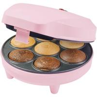 Bestron Cupcake-Maker Rosa