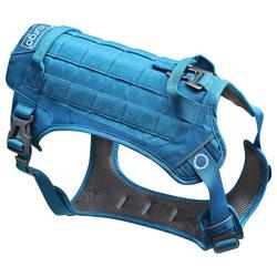 Kurgo Geschirr RSG County Harness blau, Größe: L