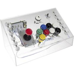 Joy-it RB-Gamestation-Kit Raspberry Pi® 3 B 1GB 4 x 1.2GHz inkl. Gehäuse, inkl. Controller, inkl.