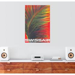 Posterlounge Wandbild, Swissair 60 cm x 90 cm
