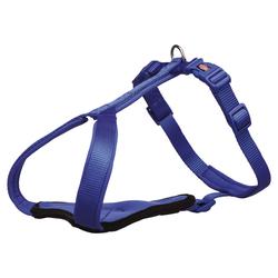 Trixie Premium Y-Geschirr royalblau, Größe: S