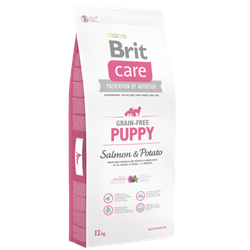 Brit Care Grain-free Puppy Salmon & Potato (2 x 12 kg)