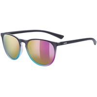 Uvex Unisex – Erwachsene, lgl 43 Sonnenbrille, multicolor/pink, one size