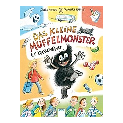 Das kleine Muffelmonster auf Klassenfahrt / Das kleine Muffelmonster Bd.1. Julia Boehme  - Buch