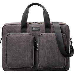 Stratic Businesstasche Lead grau Handgepäck-Taschen Handgepäck Reisegepäck Taschen Unisex