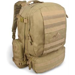 normani Rucksack Assault Pack Rucksack 45 l Patriot braun