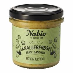 Knallererbse Protein-Aufstrich BIO 140g - Nabio