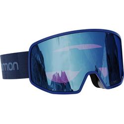 SALOMON LO FI SIGMA Schneebrille 2021 blue/sigma sky blue