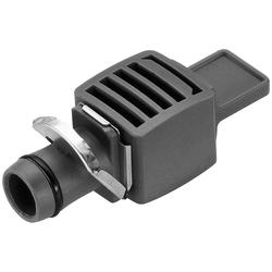 GARDENA Bewässerungssystem Micro-Drip-System, 13013-20, (Set, 3-tlg), Start Set Pflanzreihen L, Tropfrohr oberirdisch