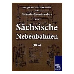 Sächsische Nebenbahnen (1886) - Buch