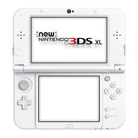 Nintendo New Nintendo 3DS XL weiß