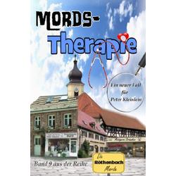 Mords-Therapie: Buch von Günther Dümler