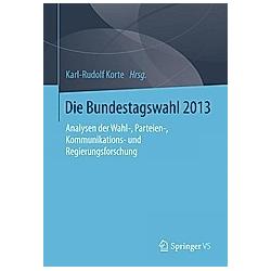 Die Bundestagswahl 2013 - Buch