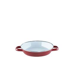 Riess Bratpfanne Eierpfanne RED, Emaille (1-tlg)