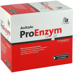 PROENZYM magensaftresistente Tabletten 810 St.