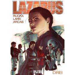 Lazarus 03. Konklave: Buch von Greg Rucka/ Michael Lark