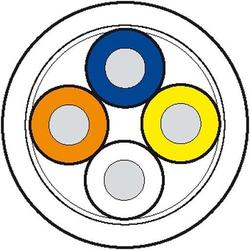 Murrelektronik Kabeltrommel 360 mm PUR-OB, 100m 7000-C0201-79600